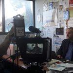 """Terremoto di Messina, intervista al sociologo Francesco Pira nel film-documentario """"Area dello Stretto"""" di Bioika"""