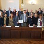 Accordo tra il Libero Consorzio e l'Ente Microcredito: ad Agrigento l'ex ministro Baccini