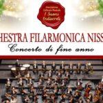 A Canicattì il concerto di fine anno del baritono Salvatore Salvaggio e i 50 musicisti dell'Orchestra Filarmonica Nissena