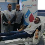 """Agrigento, gara di solidarietà al """"San Giovanni di Dio"""": fra i """"donatorinati"""" di sangue anche il Questore"""