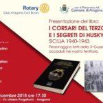 """""""I corsari del Terzo Reich e i segreti di Husky. Sicilia (1940-1943)"""", ad Aragona si presenta il libro di Calogero Conigliaro"""