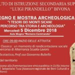 """A Bivona il convegno """"I Tesori dei Monti Sicani: un percorso tra storia e archeologia"""""""