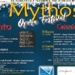 """""""Mythos Opera Festival"""": serie di eventi per le festività natalizie"""