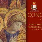 """Agrigento, alla chiesa di San Domenico il tradizionale concerto """"Nativitas"""" del Coro dell'Associazione Filarmonica"""
