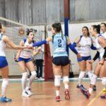 La Pallavolo Seap Aragona prepara il derby contro il Volley Pesata