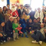 Rotary Club Aragona Colli Sicani in visita ai bambini del reparto di pediatria dell'Ospedale  di Agrigento