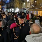 Agrigento, in via Atenea poliziotti in alta uniforme