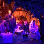 """Al """"Presepe Vivente di Montaperto"""" sindaco e assessori celebrano il vero senso del Natale con la giornata della solidarietà – VIDEO"""