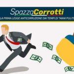 """Oggi ad Agrigento lo """"Spazzacorrotti Day"""""""