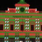 Agrigento: la stazione centrale prende vita con il gioco di luci di Elisa Nieli