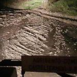 La SP 21 Passo Fonduto-Casteltermini liberata immediatamente nella stessa serata di ieri