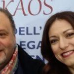 Kaos Festival, domani la consegna il Premio Speciale Kerkent allo scrittore Francesco Pira e all'attrice  Barbara Capucci