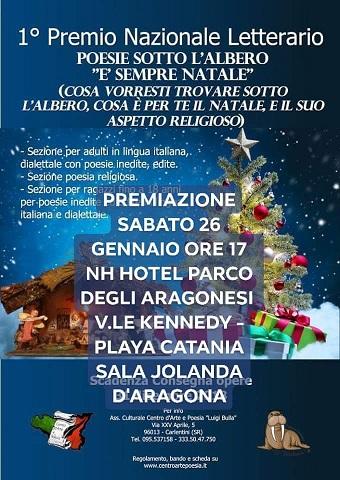 Poesie Di Natale In Dialetto Siciliano.Il Poeta Licatese Lorenzo Peritore Terzo Classificato Al Premio