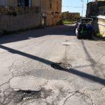 Agrigento, continua la manutenzione stradale: le buche saranno un ricordo