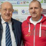 Pallavolo Seap Aragona, presentato il nuovo allenatore Paolo Collavini