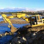Fiume Akragas: al via i lavori per la rimozione dei detriti