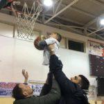 """Fortitudo Agrigento, un pomeriggio di sport e generosità: tutti insieme per il """"gigante"""" Gabriel"""