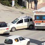 Agrigento, scontro fra auto al Villaggio Mosè: disagi alla circolazione stradale