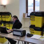 Differenziata a Canicattì: la consegna dei mastelli per uso domestico riprenderà la prossima settimana