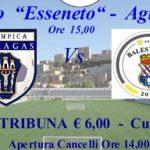 Olimpica Akragas vs Balestrate: info biglietti