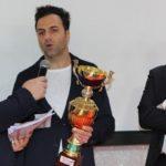 """Premiazione campionato sociale Aci Agrigento: premio alla carriera ad """"Apy"""", Alfano e Attilio Santini"""