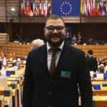 Il Presidente del Circolo di FdI di Campobello di Licata Gabriele Brunetto incontra a Bruxelles lo staff dell'eurodeputato on. Maullu