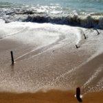San Leone, ferri dalla spiaggia: l'allarme lanciato da Mareamico – VIDEO