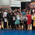 Nuovi successi per la scuola di ballo Evolution Project di Agrigento