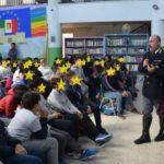 """Canicattì, la Polizia di Stato incontra gli studenti dell'I.C. """"Rapisardi"""""""