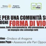 Aragona, incontro dibattito sulla violenza contro le donne