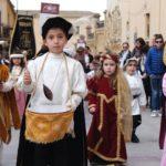 """Mandorlo in Fiore, """"I Bambini del Mondo"""": omaggio a Girgenti, sfilata dalla Cattedrale in via Atenea"""