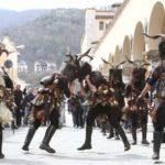 """Agrigento, 74° Mandorlo in Fiore: premio """"Ugo Re Capriata"""" ai sardi dei """"Mamutzones Antigos"""""""