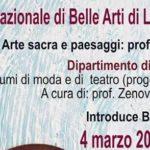 """Agrigento, al """"Michelangelo"""" incontro con l'Accademia Ucraina: excursus fra diverse tecniche e tradizioni"""