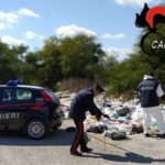 Scoperte e sequestrate tre discariche abusive nel territorio canicattinese