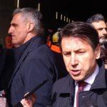 """Agrigento-Caltanissetta, il premier Conte visita i cantieri: """"lavori completi entro giugno 2020"""" – VIDEO"""