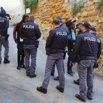 Agrigento, rapina e aggressione nel centro storico: ispezione della Polizia nei luoghi