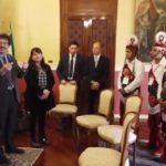 Agrigento, incontri diplomatici per il Sindaco Firetto