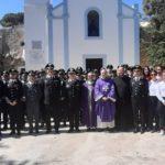 A Lampedusa celebrazione interforze della Santa Messa in preparazione della Pasqua