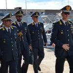 Ad Agrigento la visita del Comandante Interregionale dell'Italia Sud-Occidentale della Guardia di Finanza