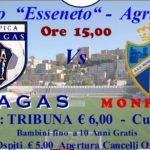Olimpica Akragas vs Monreale: info biglietti