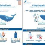 """Sciacca """"Plastic Free"""", dal primo aprile in vigore l'ordinanza che limita l'uso della plastica"""