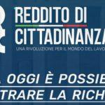 Reddito di cittadinanza: da oggi il via alle domande anche in provincia di Agrigento
