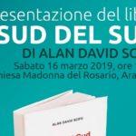"""""""Sud del Sud"""": si presenta il libro del giornalista Alan David Scifo"""