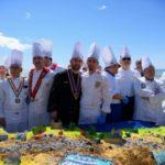 """Porto Empedocle da Record: una mega torta conquista il pubblico di """"Mezzogiorno in Famiglia"""""""