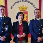 Questura di Agrigento: presentati due nuovi funzionari – VIDEO