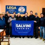 Casteltermini: inaugurato il circolo Lega Salvini Premier