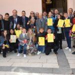 """Racconta il Venerdì Santo a Licata, vincono gli studenti Ruvio, Cosentino e Montana dell'Istituto """"F. Giorgio"""""""