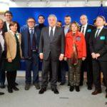 Il Sindaco di Lampedusa incontra il presidente del Parlamento europeo: si è discusso di accoglienza e integrazione
