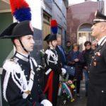 Celebrata la ricorrenza del 34° anniversario dell'uccisione dell'Appuntato dell'Arma dei Carabinieri Alfonso Principato