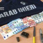 Blitz sul lungomare di San Leone: sorpreso pusher mentre stava smerciando una dose di hashish